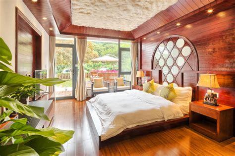 kolonialstil ideen schlafzimmer tapeten mehr 12 ideen zur wandgestaltung im schlafzimmer