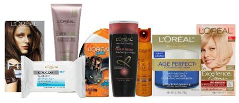 Click For The Latest L'oreal Coupons