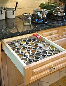 Aufbewahrung Gewürze Küche : ideen f r k chenregale f r gew rze ~ Michelbontemps.com Haus und Dekorationen