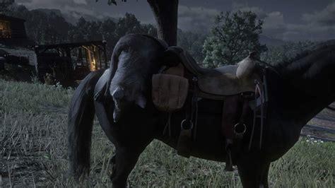 saddles dead saddle horse usgamer
