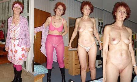 Und nackt angezogen Exfreundin Fotos