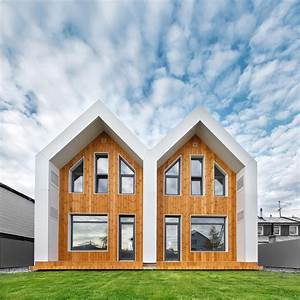 Double House    Bokarev Architects