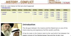 israel palestine conflict timeline timelines and multimedia this way up pbs