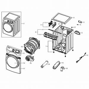 Gas And Electric Dryer