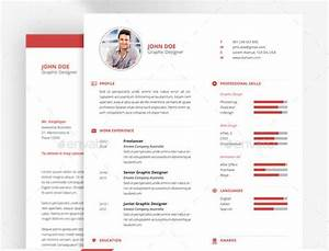 Cover Letter Format Example 16 Great Resume Indesign Templates Desiznworld
