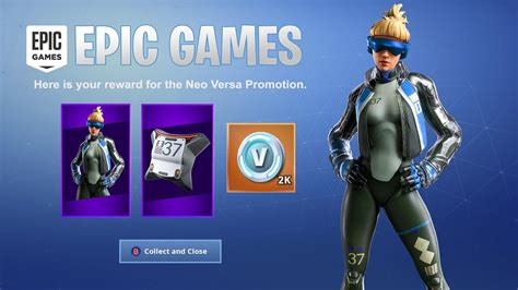 neo versa bundle  fortnite youtube
