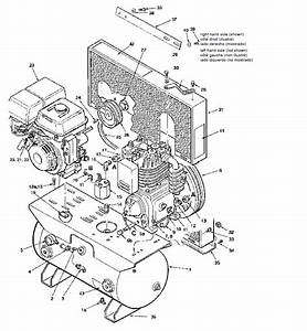 Industrial Air Ih1195023 Air Compressor Parts