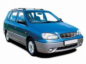 1999-2001 Kia Carens Service Repair Manual Download