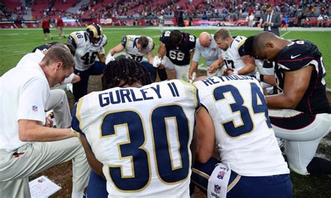 rams players kicked   coaches     players