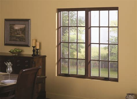 casement awning windows installed  macomb county pure energy