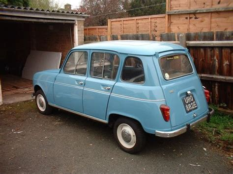 Renault 4 For Sale by Renault 4l For Sale Car Info