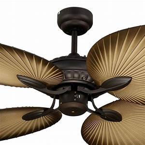 Martec oasis ceiling fan old bronze tropical