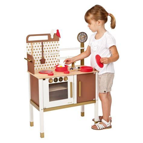 maxi cuisine mademoiselle janod maxi cuisine chic janod la fée du jouet achat vente de jouets en bois
