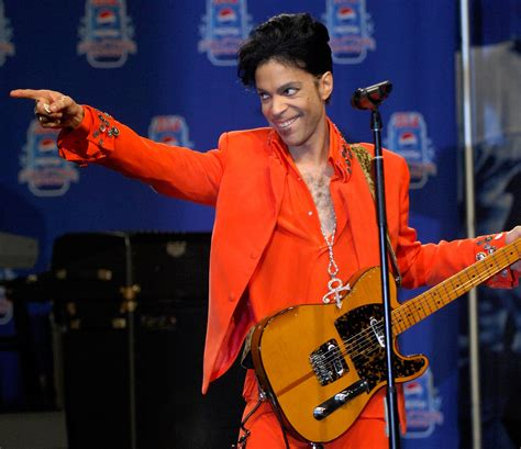 what was prince s favorite color popsugar
