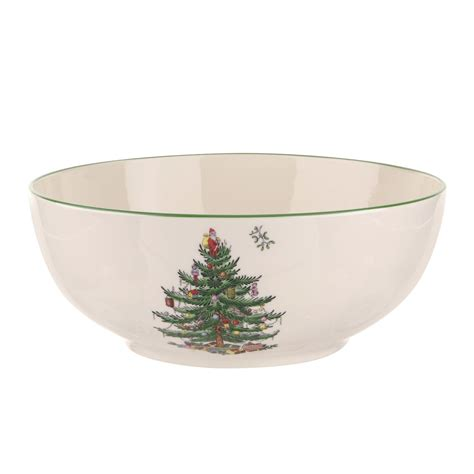 spode christmas tree round bowl med 29 99 you save 30 01