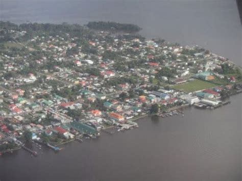 Jet Boat Guyana by Bartica A Lush And Beautiful Settlement Where Jolly
