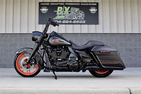 Modification Harley Davidson Road King by Home Motorcycle List 2017 Harley Davidson Road King Custom