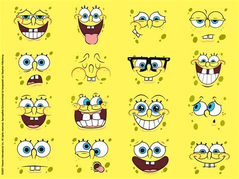 Photos Of Spongebob And Friends