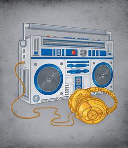 Old School Boombox Drawing | www.imgkid.com - The Image ...