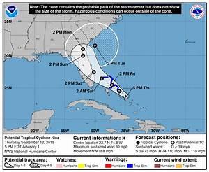 Here We Go Again -- Bahamas, Florida, Carolinas Back on ...