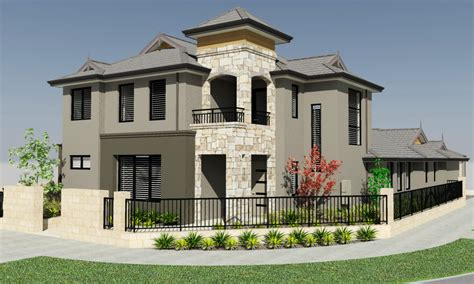 Western View Home Design Ltd by Storey Home With Park Views Grandesign Pty Ltd