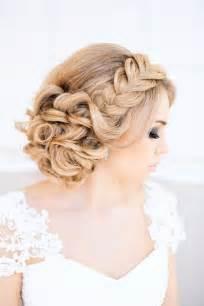 idã e coiffure pour mariage coiffure mariage tresse 35 photos merveilleuses pour vous