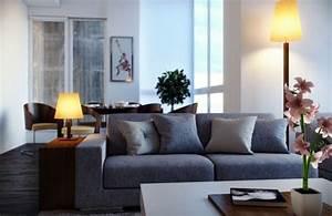 revgercom deco salon avec canape gris idee inspirante With tapis chambre bébé avec canapé 1 50 m