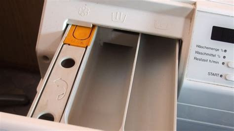 Waschmaschine Schublade Reinigen by Waschmittelschublade Reinigen Frag Mutti