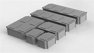 Kunststoffbox Mit Deckel : kunststoffboxen mit deckel cateringbeh lter aus kunststoff f r gastronomie genteso ~ Udekor.club Haus und Dekorationen