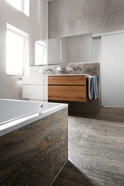 Badezimmer Modern Naturstein by Modern Badezimmer By F 214 Rstl Naturstein B 228 Der Wellness