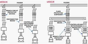 Ac dc motors installation principle of operation for Branch wiring