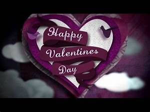 happy valentine's day wishes,whatsapp video,romantic ...