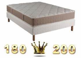 Lit King Size 180x200 : dimension lit king size lit rond fr dimension lit king size ~ Preciouscoupons.com Idées de Décoration