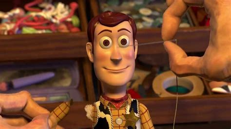 toy story  deleted cleaning woody scene hd youtube