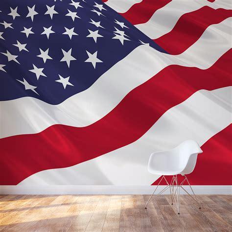 american flag wall decal american flag wall mural