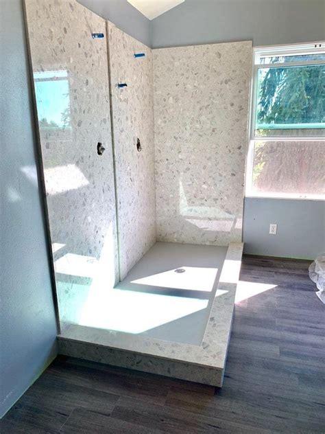 bianco piedrafina shower bathroom lighting bathroom