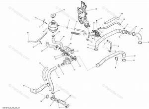 Ski-doo 2016 Renegade 800r E-tec Oem Parts Diagram For Cooling System