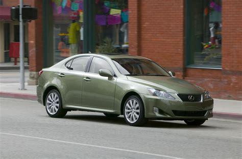 2007 Lexus Is 250 Review