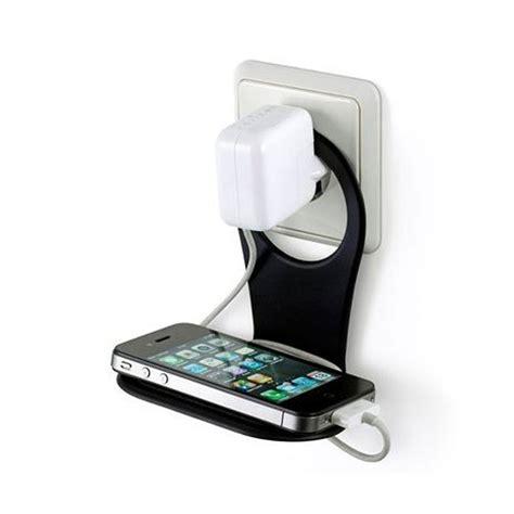Driinn Extra Mobile Phone Holder Black Tidy Folding Design