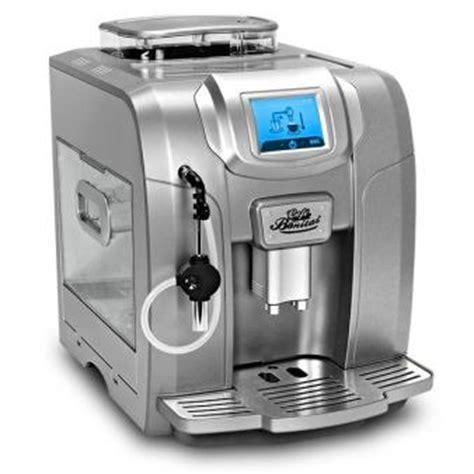Kaffeemaschine Mit Timer 1047 by Caf 233 Bonitas Silverstar Bei Kaffeevollautomaten Org