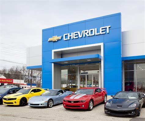Mall Chevrolet Dealership Renovation | The Bannett Group