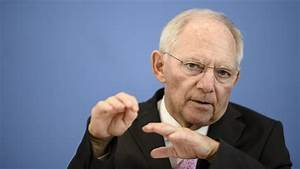 Wolfgang Schäuble to step down as German finance minister ...