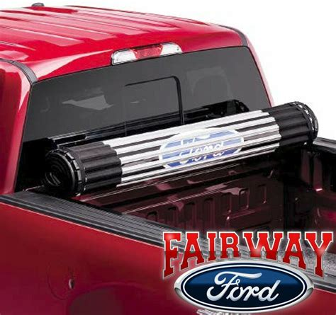oem genuine ford aluminum hard rolling