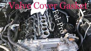G35    Vq35de- How To Replace Valve Cover Gasket