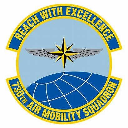 Emblem Air Mobility Squadron 730th Wikipedia Ams