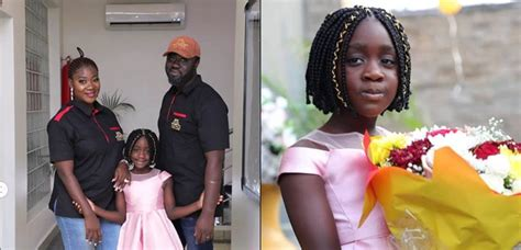 """""""my First Fruit"""" Actress Mercy Johnson And Hubby Write"""