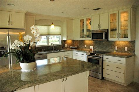 kitchens with green countertops best color for granite countertops and white bathroom 6623