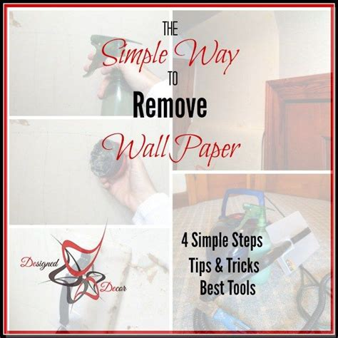 the best way to remove wallpaper gallery