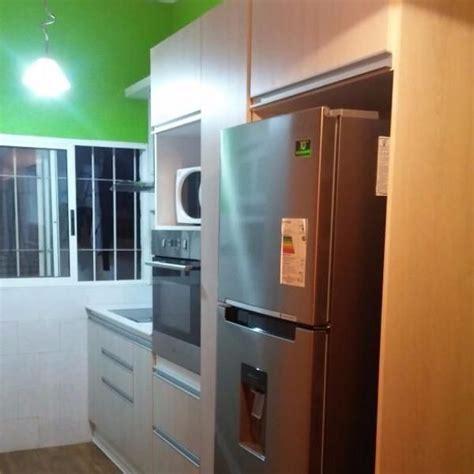 equipamiento de cocina en melaminico carpintero en montevideo de cocinas mueblesuy codigo p