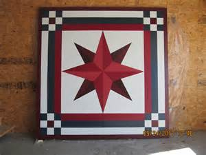 Painted Barn Quilt Patterns